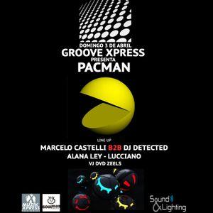 Marcelo Castelli Pacman Trip