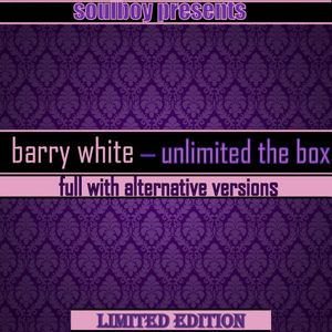 barry white unlimited the box! special  edition