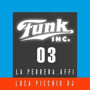 La Pedrera - a part of Live Set recorded in June 2015