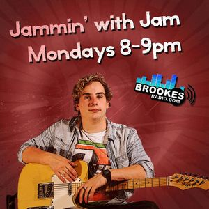 Epic dance tune in this one! Jammin' with Jam on Brookes Radio 02/12/2013