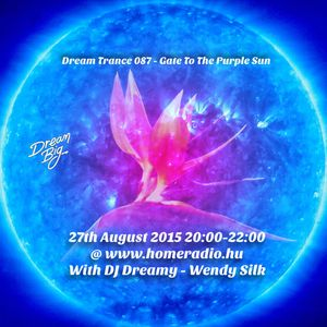 Dream Trance 087 - Gate To The Purple Sun