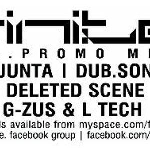 L Tech & G-Zus - Finite Promo Mix - March 2011
