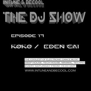 Intune & Becool The DJ Show 2012 Episode 17 with Koko Sripakdee (Thailand)