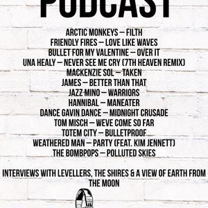 The Sound Lab 11/04/18 - Interview With Levellers