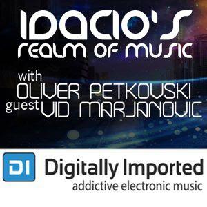 Idacio's Realm Of Music 078 (Sep 2015) w/Oliver Petkovski on Digitally Imported Progressive Channel