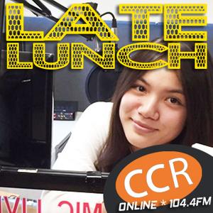 Late Lunch -  - 30/07/17 - Chelmsford Community Radio
