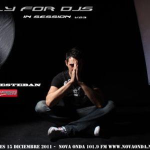 T7 Programa 10 (15-12-11) - In Session Vol. 23 By Angel Esteban