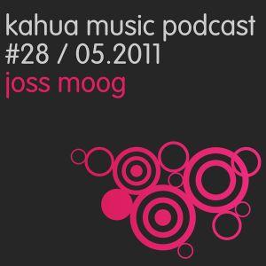 Kahua Music Podcast #28 - Joss Moog