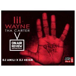 Tha Carter V Boston Premiere Review On Jamn94 5 Presented By Dj