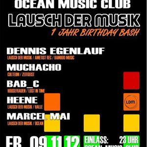 Marcel Mai @ 1 Year LDM Ocenas / Ka (09.11.12)
