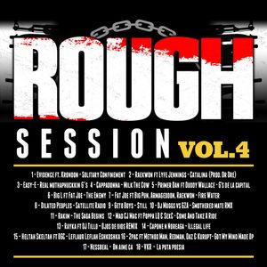 Rough Session Vol.4 (Mixed by DJ Ero)