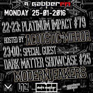 The Antemyst - Platinum Impact 79 (Gabber.fm) 25-01-2016