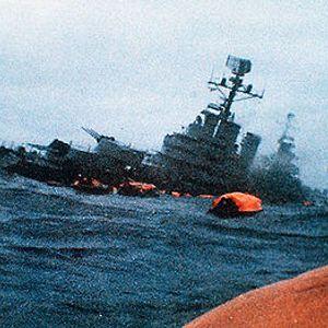 Mauricio Güizzo, hijo de una de las víctimas del Crucero Gral Belgrano