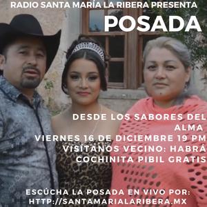 Radio Santa Maria la Ribera. Posada 2016. ¡MÁS DE 7 HORAS DE TRANSMISIÓN!