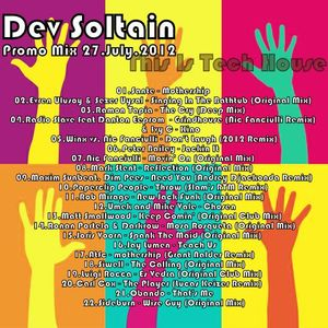Dev Soltain-This Is Techhouse Promo 27.July.2012