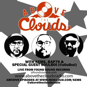 Above The Clouds Radio - #240 - 4/17/21 feat. Soulboi
