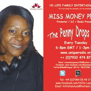The Penny Drops Show Ft. Miss Money Penny - 070616 @MsMPunique
