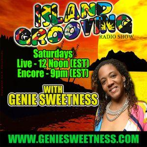 26 Island Grooving with Genie Sweetness - 11/29/2014