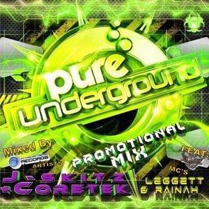 Pure Underground promo mix