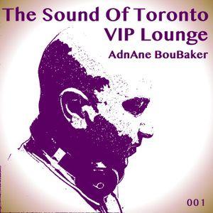 The Sound Of Toronto VIP Lounge 001 By DJ AdnAne