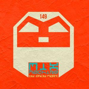 Andy Mart - Mix Machine@DI.FM 149