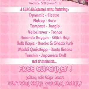 Let Them Eat Cupcakes - Live 07/31/12