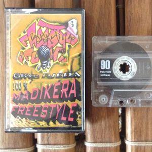 DJ DJEDA - Freestyle Flow Madikéra Freestyle Vol.3 (2000)