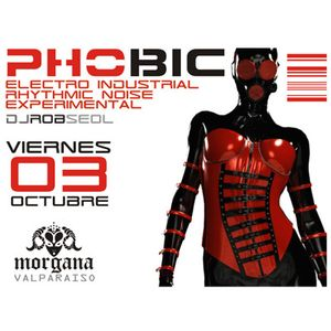 Rob Seol - DJ Set Electro & Industrial (Club Morgana 03.10.2008)