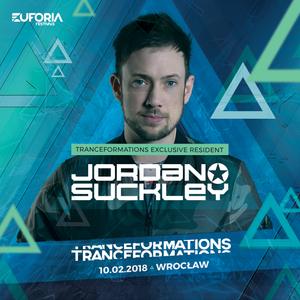 JORDAN SUCKLEY live at TRANCEFORMATIONS 2018 - EUFORIA FESTIVALS (2018-02-10)