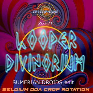 CELLOPHANE H20176 LOOPER DIVINORIUM saga Sumerian Droids
