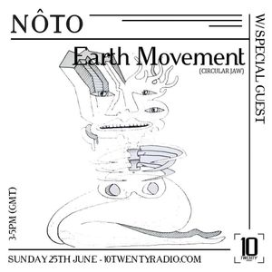 Noto w/ Earth Movement - 25th June 2017