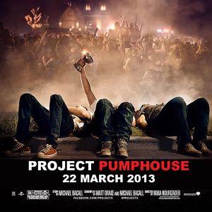 Project Pumphouse Live Mix