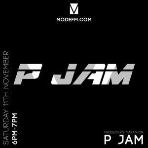 11/11/2017 - P Jam (Producer Marathon) - Mode FM