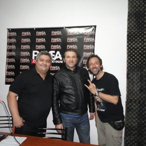 siglo metalico, programa  6 , temporada 2014, 08/09/2014