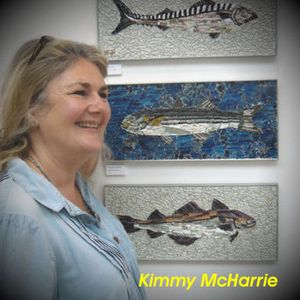 Kimmy McHarrie - Glass and Stone Art Works