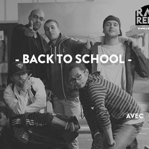 """Emission Radio Refl'ex Edition V """"Back to School"""" du 12/9/2014"""