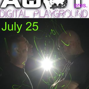 AWOT pres Digital Playground guestmix by Active Limbic System (25-7-12)