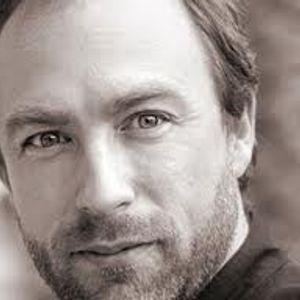 Jimmy Wales at WikiCamp Chennai