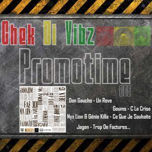 Promotime 29 juin 2012 - conquerer riddim project by prophet dje