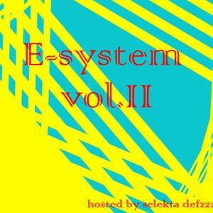 Dj defzzz-E-system vol.2