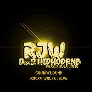 Disc 2 - RnB Hiphop - RjW - July 2016