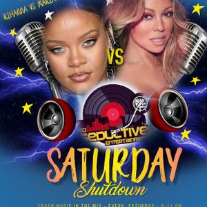 The Saturday Shutdown (Rihanna vs Mariah Carey) - Saturday 20th of February 2021 (Part Two)