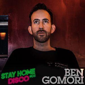 #StayHomeDisco - Ben Gomori: On an '80s Vibe Mix