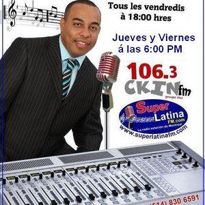 El Concierto de La Salsa con Anibal Cruz 5 de Abril 2012