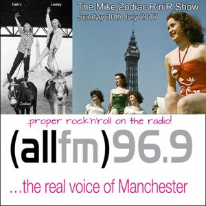 The Mike Zodiac Rock'n'Roll Show 29_07_17