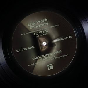 DJ FLUX - LOW PROFILE MIXTAPE 2016