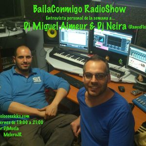 BailaConmigo RadioShow 7-Junio-2013 (2)