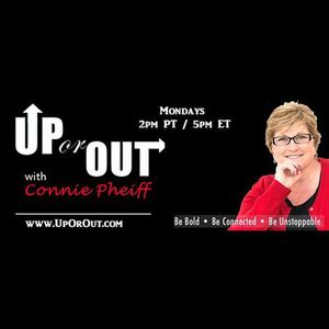 Up or Out with Connie Pheiff: Stop Hustling Gigs and Start Building a Business with Joel G. Block