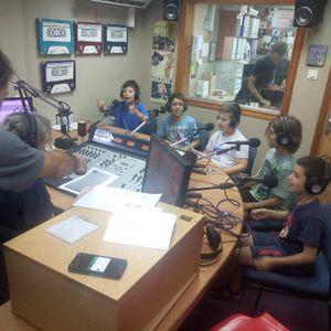 קייטנת כפר סאלד ברדיו קול הגליל העליון
