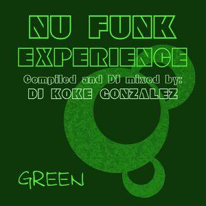 Nu Funk Experience - Green - DJ Koke Gonzalez (7-2014)